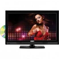 "NAXA 24"" Class FHD LED HDTV with Built-in Digital Tuner& DVD"
