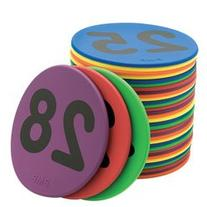 BSN Color My Class Numbered Spots, 5