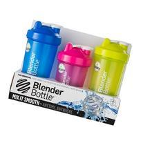 Blender Bottle Classic 3 Leak-Proof Bottles - 2 ct. 28 oz