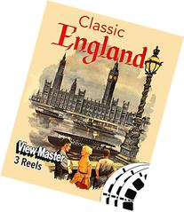 Classic ViewMaster - ENGLAND - 3 Reel Packet - 21 3D Images