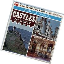 Classic ViewMaster-Castle of Europe- ViewMaster Reels 3D-
