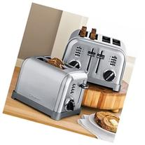 Cuisinart Classic CPT-160 Two Slice Toaster - Reheat,