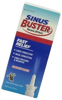 "Sinus Buster Classic ""Sinus & Headache"" Formula with Our"