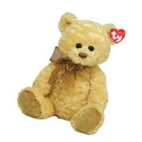 Ty Classic Honeycutt Golden Bear with Copper/White Dot