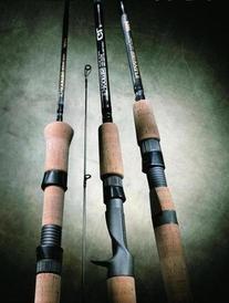 G loomis Classic Casting Fishing Rod CR721 IMX