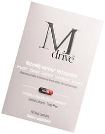 Dream Brands Mdrive Classic Vitality Supplement, 60 Count