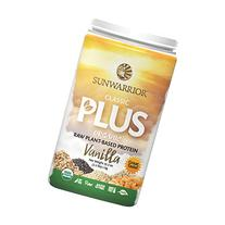Sunwarrior Classic Plus, Raw Organic Plant Based Protein,