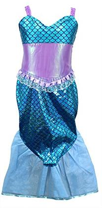 Enimay Girl's Classic Princess Halloween Costumes Full