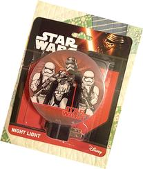 Classic Star Wars Night Light ~ Darth Vader, Storm Troopers