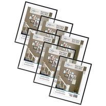 Classic Styles Mainstays Decor 8x10 Float Picture Frame, Set