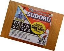 Classic Sudoku / More Brain Games 2-pack