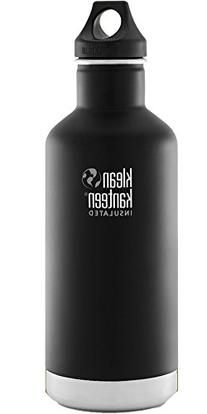 Klean Kanteen Classic Vacuum Insulated Bottle With Loop Cap,
