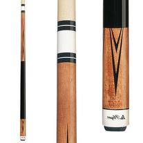 Classically Styled Natural Maple Pool Cue  Style: 18 oz