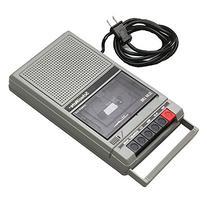 Hamilton Classroom Cassette Player, 2 Station, 1 Watt -