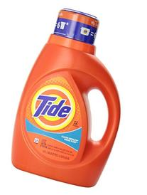 Tide Clean Breeze Scent with Actilift, 50-Ounce