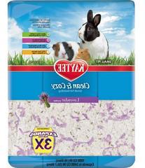 Kaytee Clean & Cozy Lavender Bedding, 1000 Cubic Inch