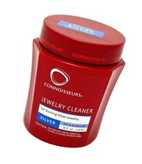 Connoisseurs Jewelry Cleaner Silver 8 Ounce