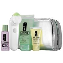 CLINIQUE Cleansing By Clinique 1, 2 Holiday Set