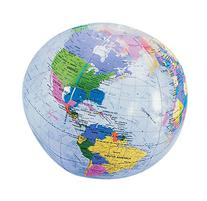 """16"""" Clear Globe"""