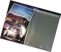 50 Pcs 11x14 Clear Resealable Cellophane / Cello Bags  Good
