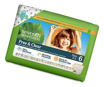 Seventh Generation Free and Clear Sensitive Skin Baby