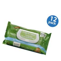 Seventh Generation- Free & Clear Baby Wipes, 64 count