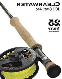 Orvis Clearwater 8-weight 10' Fly Rod, Type: 10Ft