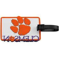 NCAA Clemson Tigers Soft Bag Tag