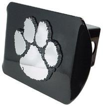 "Clemson University Tigers ""Black with Chrome Paw Emblem"""