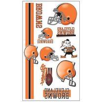 Cleveland Browns Team Temporary Tattoos