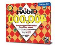 Click Art 400,000  DVD-Rom