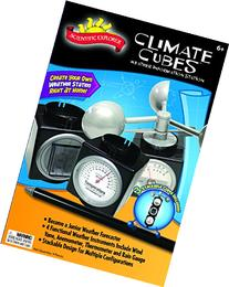 Scientific Explorer Climate Cubes Kit