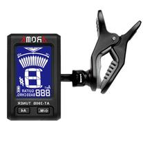 AROMA DIGITAL CLIP ON GUITAR TUNER AMT390B FOR GUITAR BASS