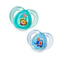 Tommee Tippee Closer to Nature 6-18 Month Everyday Pacifiers
