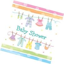 Baby Clothes 3-Ply Lunch Napkins