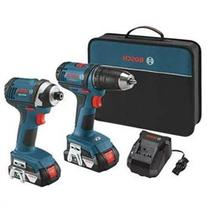 Bosch CLPK26-181 Compact Tough 18V Cordless Lithium-Ion