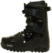 Celsius Men's Cls-Trad Lace Snowboard Boot, Black, 8.5
