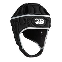 Canterbury Club Plus Headgear, Black, Large