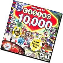 Viva Media Club Vegas Welcome To Casino 10,000 Cards &