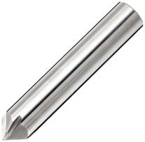 Melin Tool CMG2 Carbide Chamfer Mill, Uncoated  Finish, 60