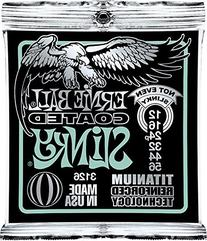 Ernie Ball Coated Not Even Slinky Electric Guitar Strings,