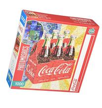 Buffalo Games Coca-Cola: Photomosaic - Coca-Cola Of Course