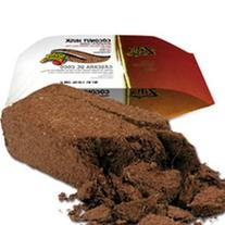 Coconut Husk Brick