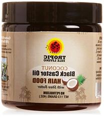 Tropic Isle Living Coconut Jamaican Black Castor Oil Hair