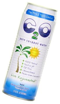 C2O Pure Coconut Water, 17.5 Ounce