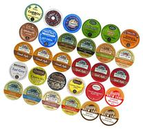 30-count Top Brand Coffee, Tea, Cider, Hot Cocoa and