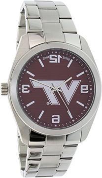 "Game Time Men's COL-ELI-VAT ""Elite"" Watch - Virginia Tech"