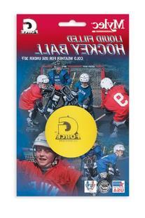 Mylec Cold weather Liquid Filled G-Forece Hockey Balls,