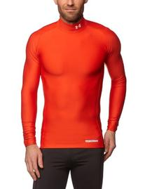 Under Armour EVO Coldgear Mock Neck Long Sleeve Compression