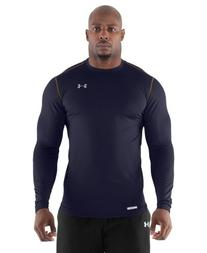 Under Armour men's ColdGear Fitted Long Sleeve Crew Small